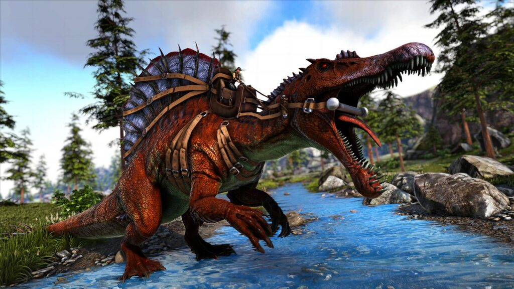 ark survival evolved dinos